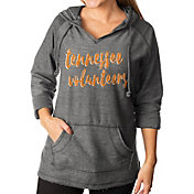 Gameday Couture Women's Tennessee Volunteers Grey Keeping Cozy French Terry Pullover Hoodie