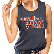 Gameday Couture Women's Virginia Cavaliers Blue Festival Tank Top