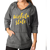 Gameday Couture Women's Wichita State Shockers Grey Keeping Cozy French Terry Pullover Hoodie