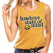 Gameday Couture Women's Iowa Hawkeyes Gold Festival Tank Top