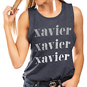 Gameday Couture Women's Xavier Musketeers Blue Festival Tank Top
