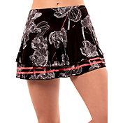 Lucky In Love Women's Bonjour Pleat Tier Tennis Skirt