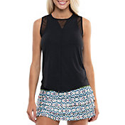 Lucky In Love Women's Chill Out Tennis Tank Top