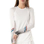Lucky in Love Women's Fly Long Sleeve Tennis T-Shirt