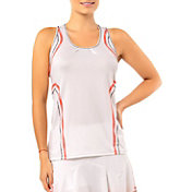 Lucky In Love Women's Armour Contour Tennis Tank Top