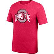 Scarlet & Gray Men's Ohio State Buckeyes Scarlet T-Shirt
