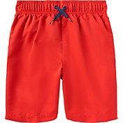 "Speedo Boy's Solid 15"" Volley Board Shorts"