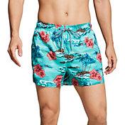 Speedo Men's Seaside Floral Redondo Volley Swim Trunks
