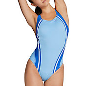Speedo Women's Rib Quantum One Piece Swimsuit