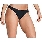 Speedo Women's Solid Classic Bikini Bottoms