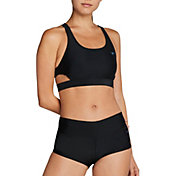 Speedo Women's Color Block Boy Shorts