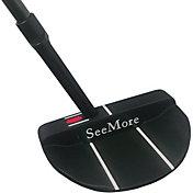 SeeMore Black Si5 RST Hosel Mallet Putter