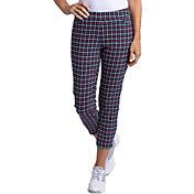 Sport Haley Women's Slimsation Skinny Printed Cropped Pants