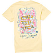 Simply Southern Women's Sparkle Short Sleeve T-Shirt