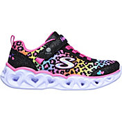 Skechers Kids' Preschool Heart Lights Love Match Shoes