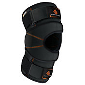 Shock Doctor Dual Wrap Knee Brace with Hinges