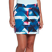 Slazenger Women's Bold Print Tech Golf Skort