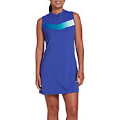 Slazenger Women's Clash Pleated Sleeveless Golf Dress