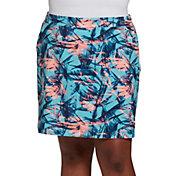 Slazenger Women's Clash Printed Golf Skort – Extended Sizes