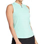 Slazenger Women's Core Textured Blade Sleeveless Golf Polo