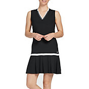 Slazenger Women's Pleated Sleeveless Golf Dress