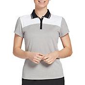 Slazenger Women's Tipped Collar Short Sleeve Golf Polo