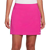 Slazenger Women's Prism Perforated Flounce Golf Skort