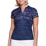 Slazenger Women's Prism Print Golf Polo