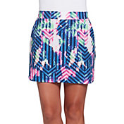 Slazenger Women's Prism Tech Print 16'' Golf Skort