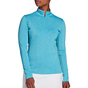 Slazenger Women's UV Long Sleeve Golf Pullover