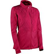 Sun Mountain Women's AT Hybrid Golf Jacket