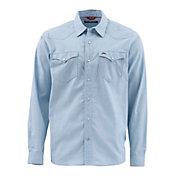 Simms Men's No-Tellum Long Sleeve Fishing Shirt