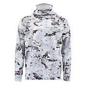 Simms Men's Solar Flex Ultra Cool Armor Long Sleeve Shirt