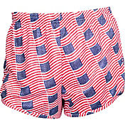 Soffe Men's Old Glory Authentic Ranger Panty Shorts