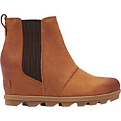 Sorel Women's Joan of Arctic Wedge II Chelsea Casual Boots