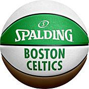 Spalding Boston Celtics City Edition Full-Sized Basketball
