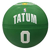 Spalding Boston Celtics Jayson Tatum Full-Sized Basketball