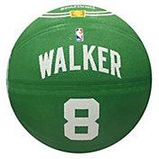 Spalding Boston Celtics Kemba Walker Full-Sized Basketball