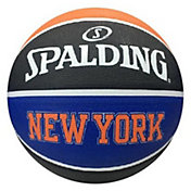 Spalding New York Knicks City Edition Full-Sized Basketball