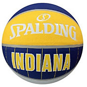 Spalding Indiana Pacers City Edition Full-Sized Basketball