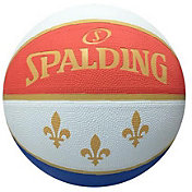Spalding New Orleans Pelicans City Edition Full-Sized Basketball