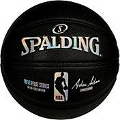 Spalding NBA NeverFlat Game Ball Replica Basketball 28.5''