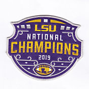 The Emblem Source 2019 National Champions LSU Tigers Patch