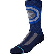 Stance Men's Captain Athletic Crew Socks