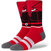 Stance Men's Chicago Bulls Cross Court Socks