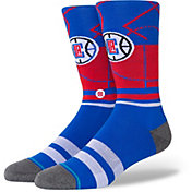 Stance Men's Los Angeles Clippers Cross Court Socks