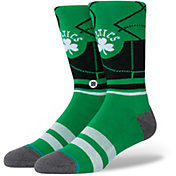 Stance Men's Boston Celtics Cross Court Socks
