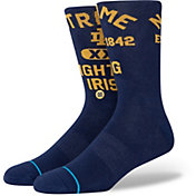 Stance Men's Notre Dame Fighting Irish Athletic Socks