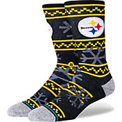 Stance Pittsburgh Steelers Frosted Crew Socks