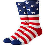 Stance Adult The Fourth St Crew Socks